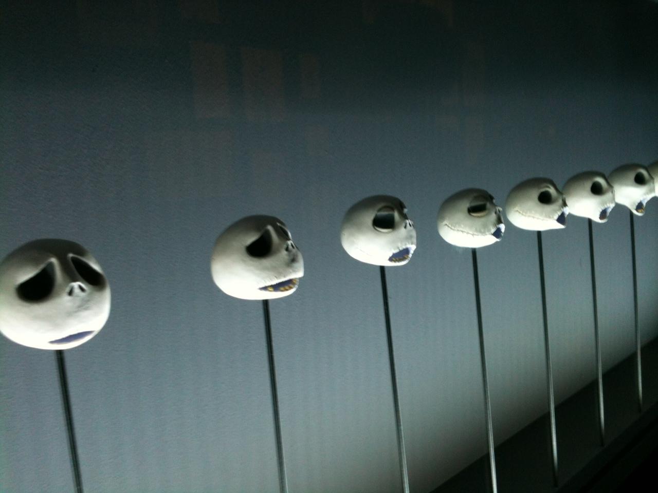 L'expo Tim Burton à la Cinémathèque