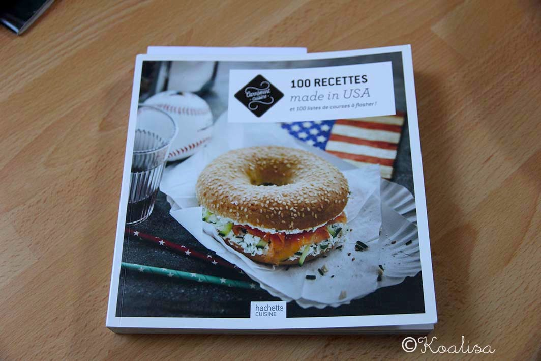 100 recettes USA