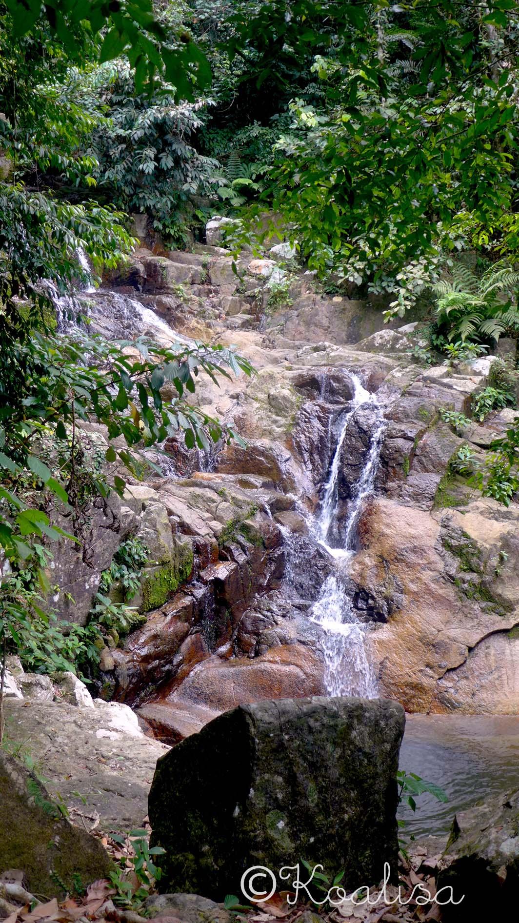 Asah Falls