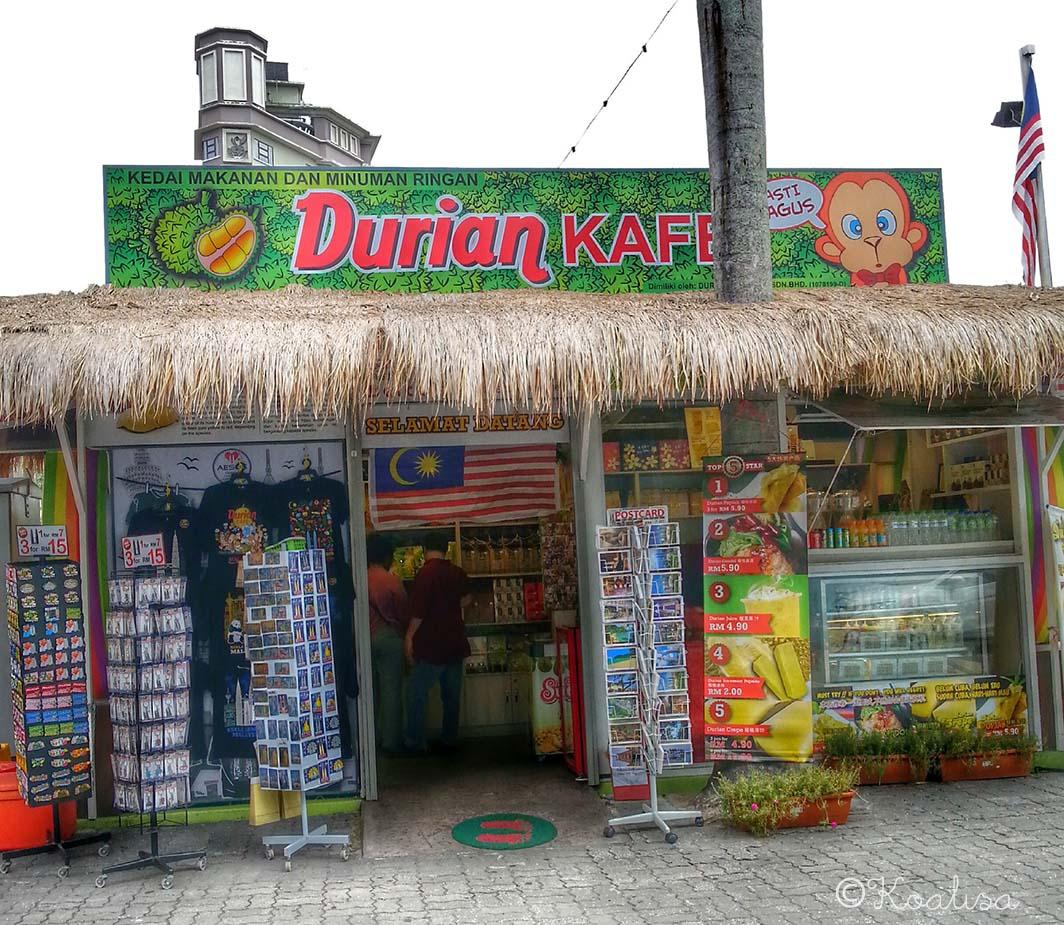 durian café