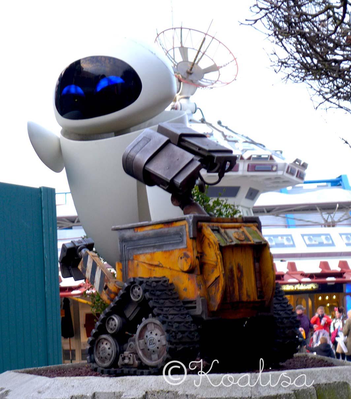 Wall-e Eva