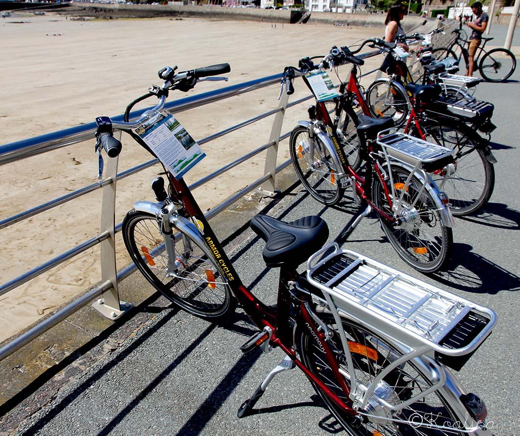 vélos plage 2