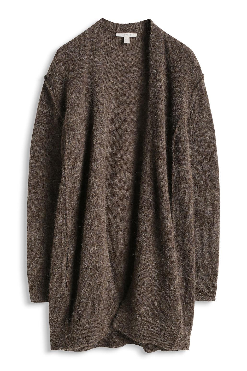 cardigan long laine et alpage 79,99