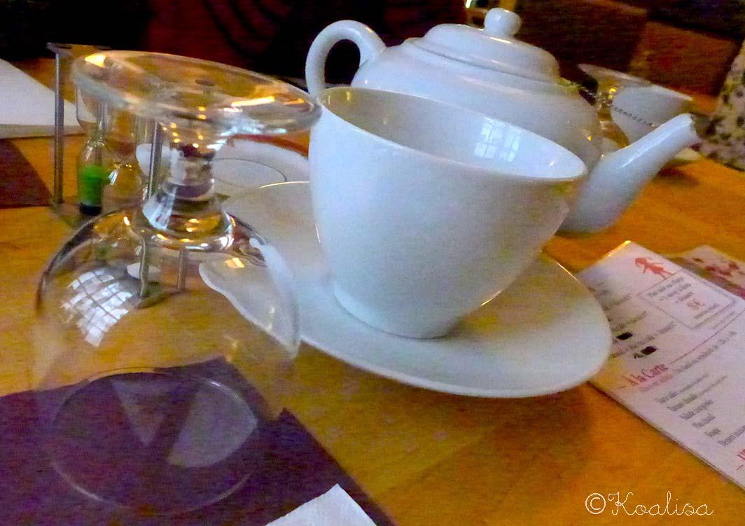 thé lenchanté