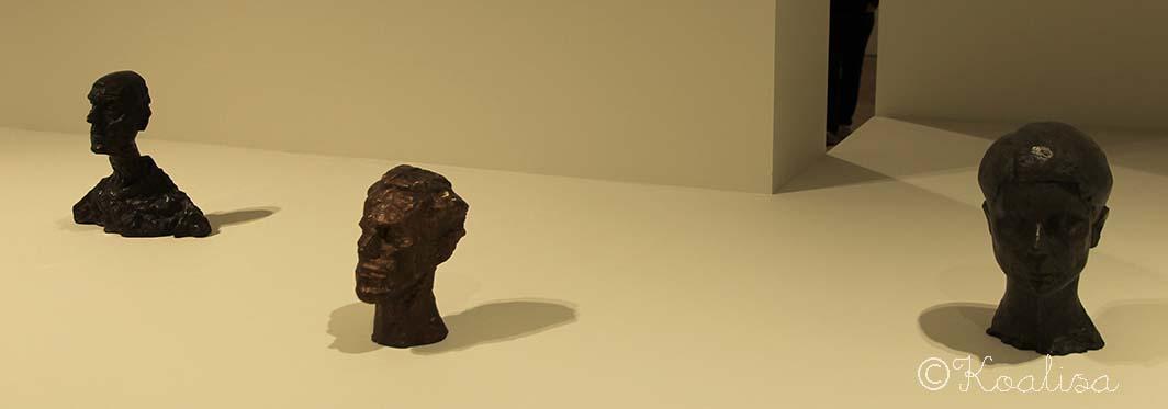 L'exposition Giacometti, au Fonds Hélène&Edouard Leclerc à Landerneau