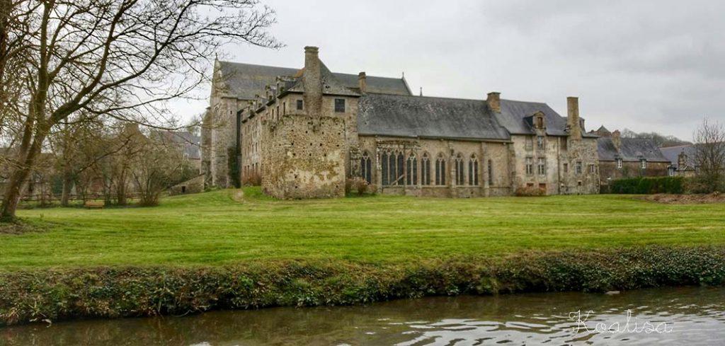 abbaye st magloire lehon