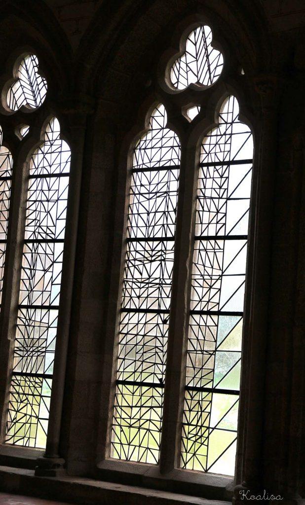 vitraux moderne salle mariage
