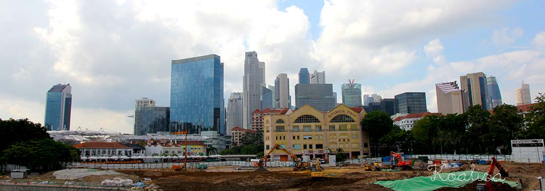 Découvrir Singapour et son architecture contrastée