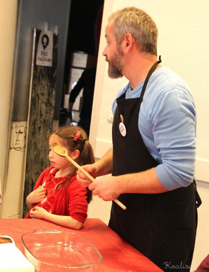 Vente d 39 illustrations au profit de l 39 accueil des r fugi s - Atelier cuisine rennes ...