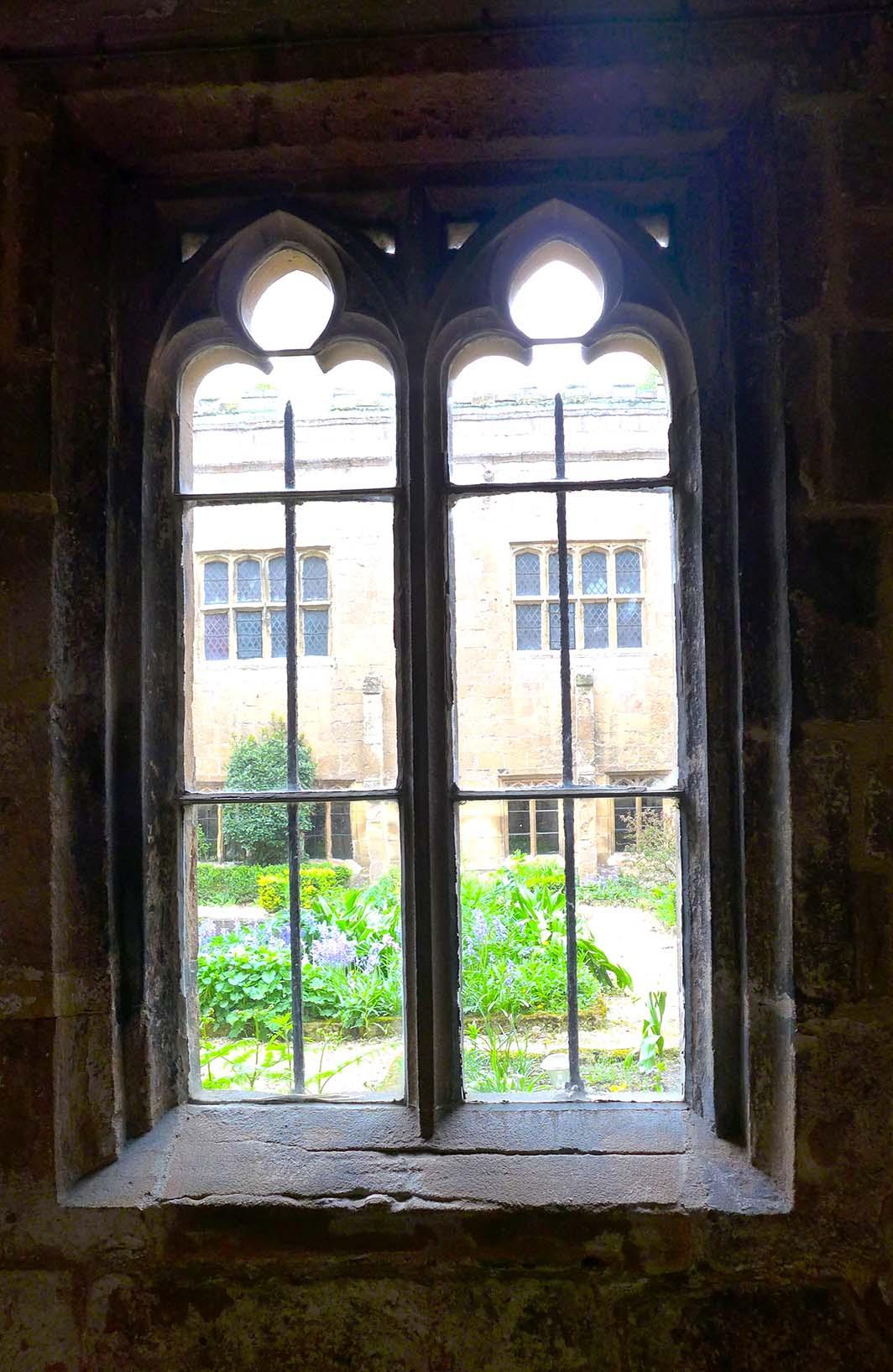 Visite chez Lord Byron, à Newstead Abbey