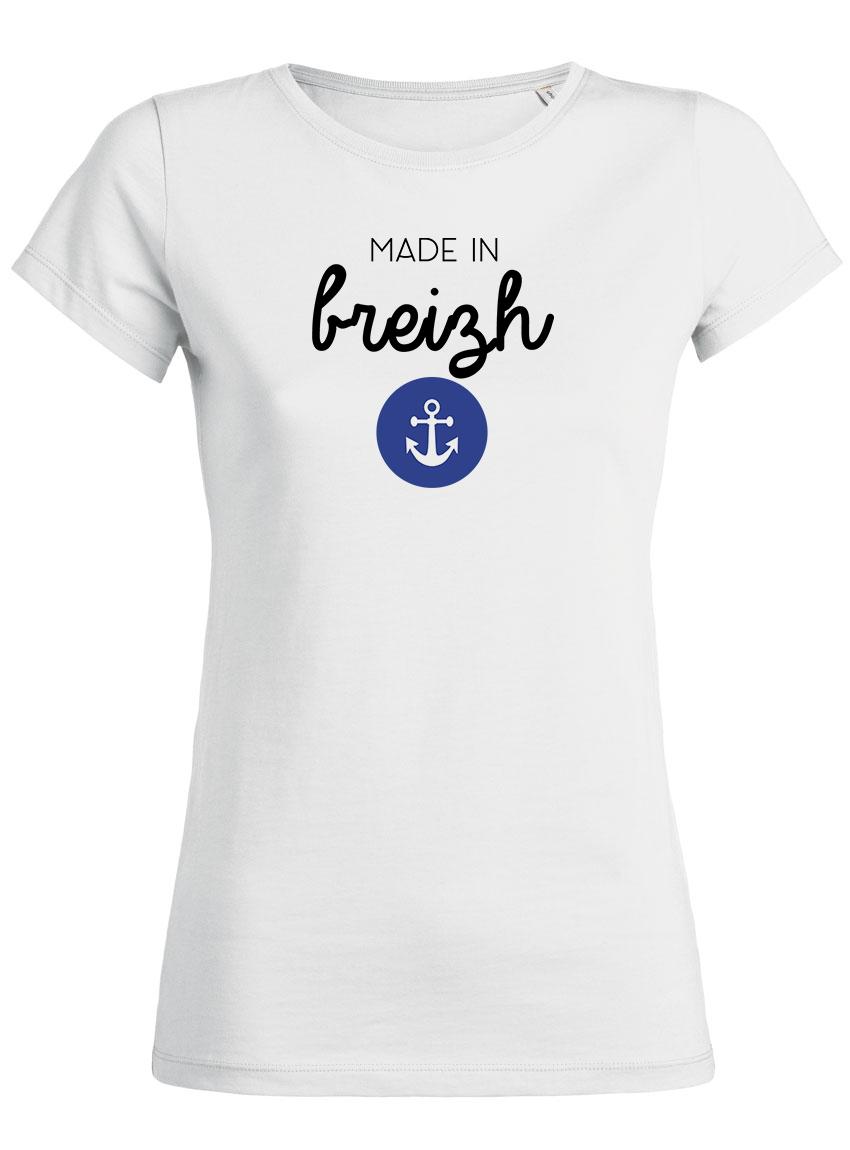 Les T-shirts Galette Complète, la mode 100% Breizh