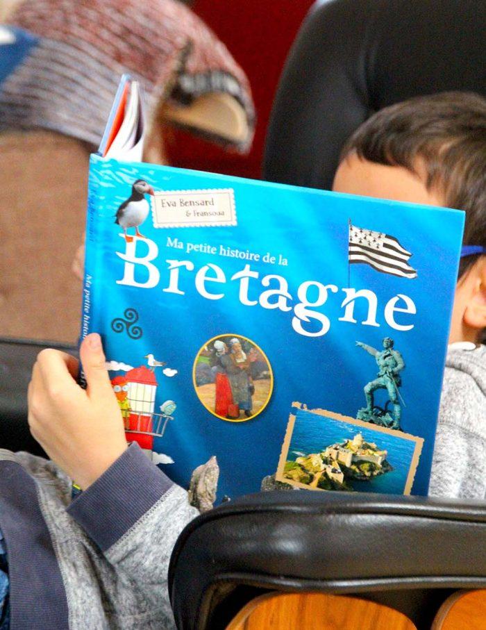Merveilleux Editions Place Des Victoires #7: Ma Petite Histoire De La Bretagne, Aux Editions Place Des Victoires -