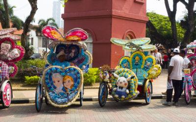 Visiter le centre historique de Malacca en Malaisie