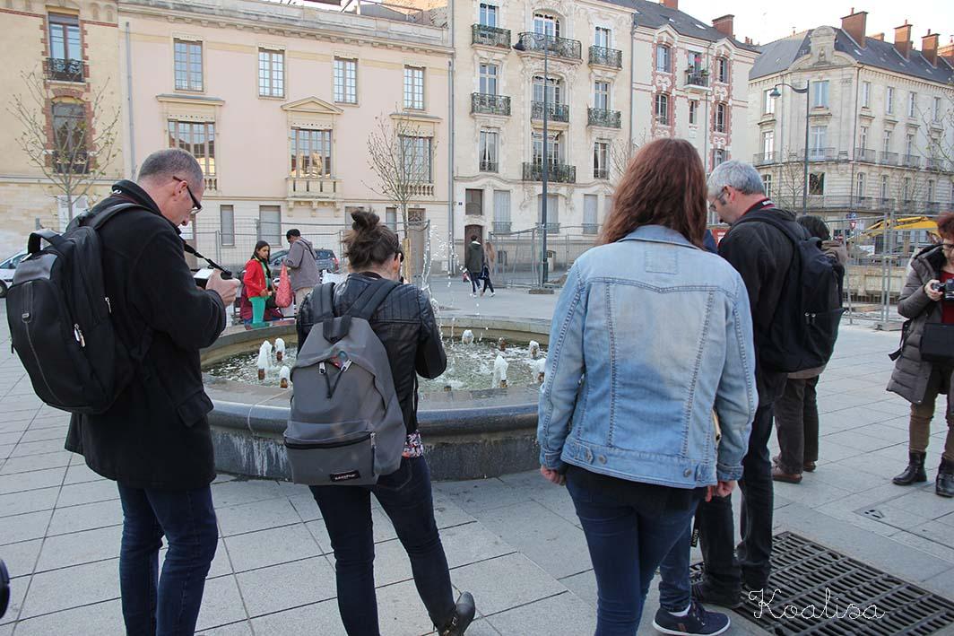 Un cours de photo au Thabor à Rennes avec Réflexe Photo !