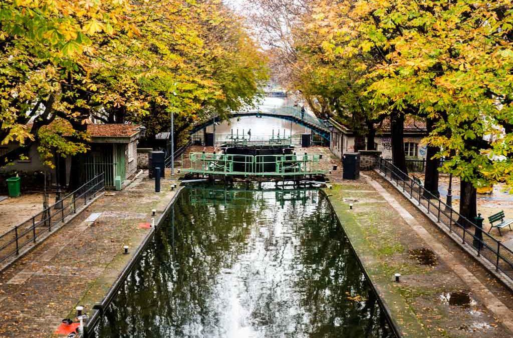 Balade à pied à Paris